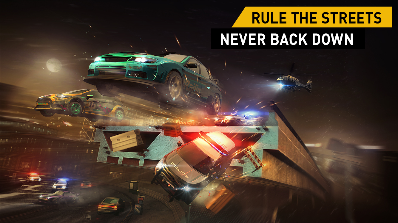 EA's new free-to-play Need for Speed No Limits is now