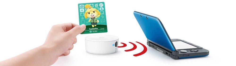 Nintendo NFC Reader:Writer amiibo accessory for Nintendo 3DS-sale-01