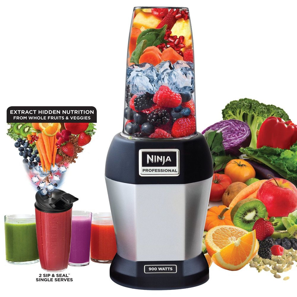 Nutri Ninja Pro Deluxe (BL451) blender system-sale-01