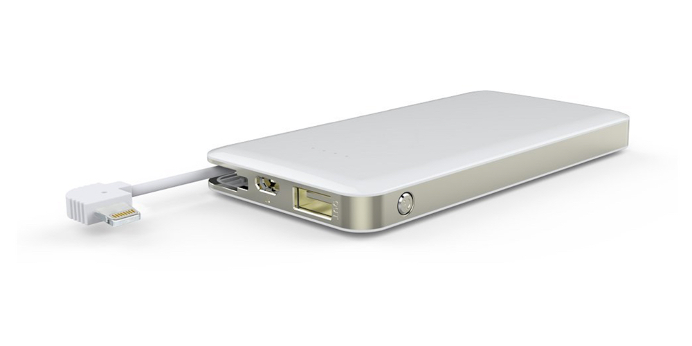 olala power bank with lightning cable