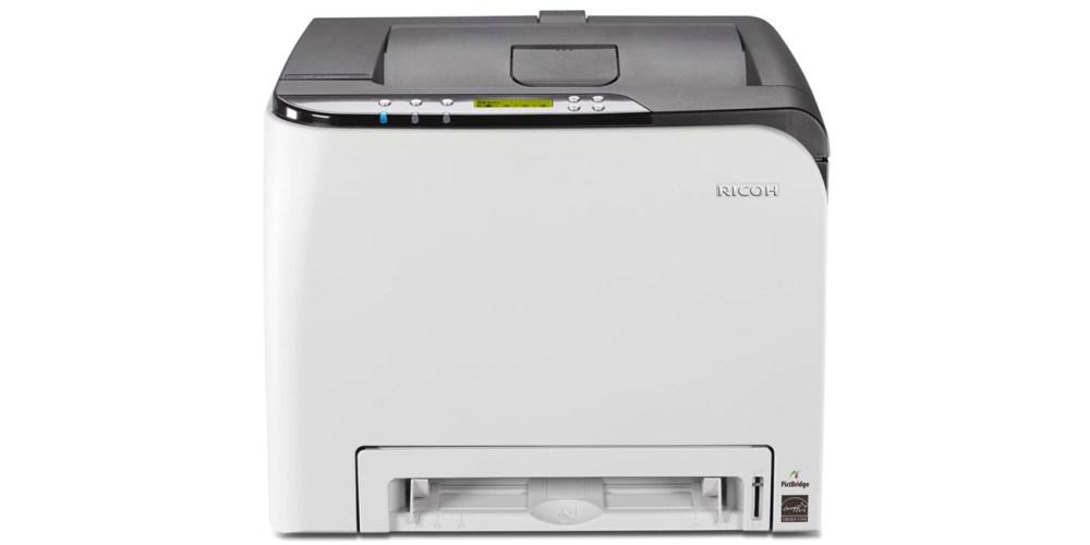 Ricoh Wireless Color Laser Printer