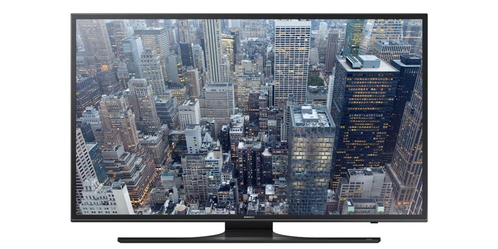 Samsung UN50JU6500 50%22 Class 4K UHD Smart LED TV #UN50JU6500FXZA