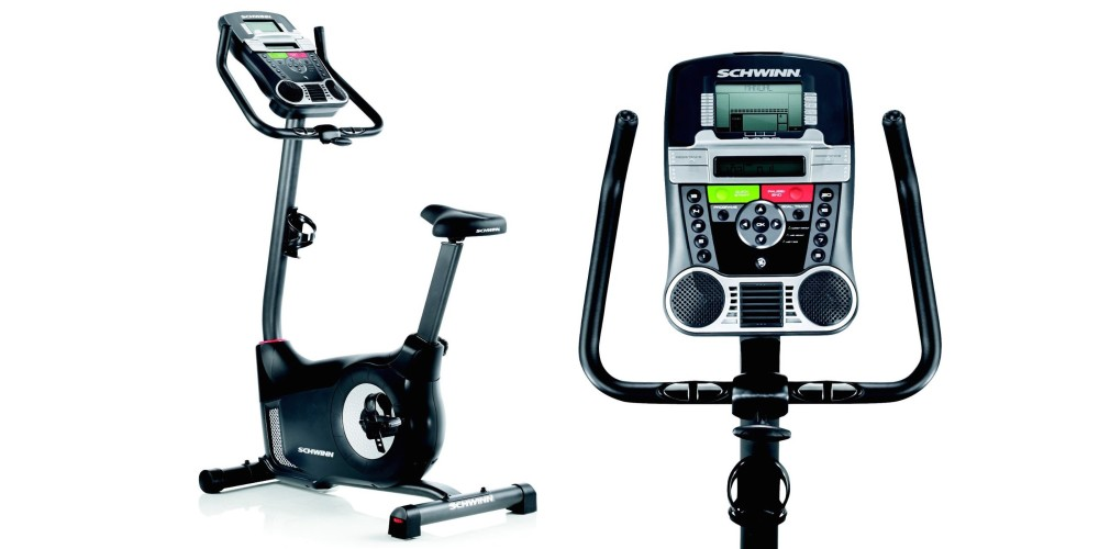Schwinn 130 Upright Exercise Bike-sale-01