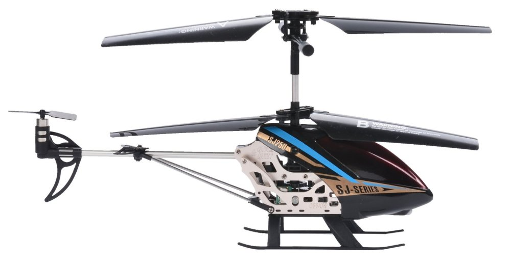 SJ-Series Gyro 3.5CH Helicopter