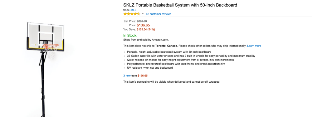 SKLZ Portable Basketball System with 50-Inch Backboard-sale-02