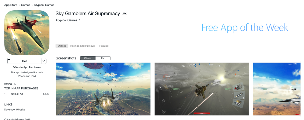 Sky Gamblers Air Supremacy-App Store Free App of the Week-06