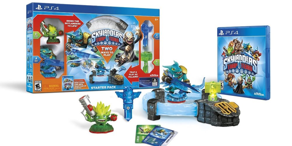 Skylanders Trap Team Starter Pack on PS4-sale-01