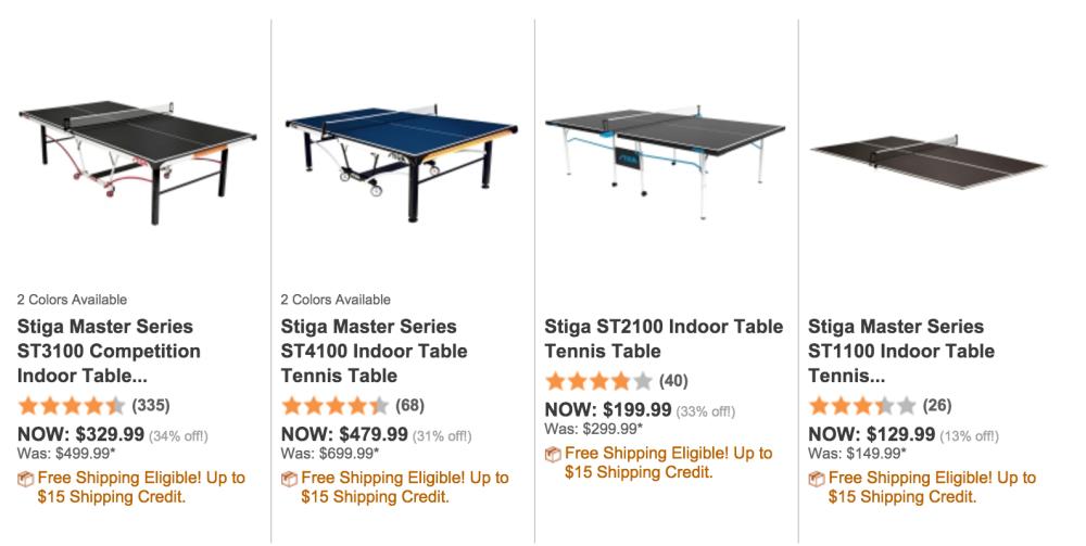 Stiga ST2100 Indoor Table Tennis Table-sale-02