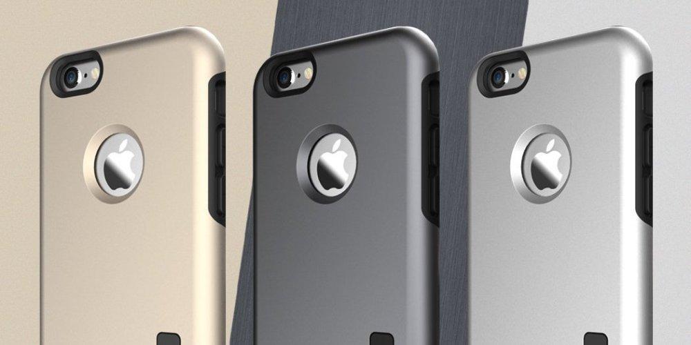 TOTU Dual Layer Premium iPhone 6s Case-sale-01
