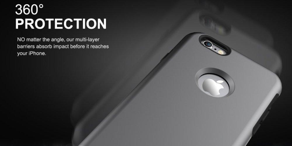 TOTU Dual Layer Premium iPhone 6s Case-sale-02