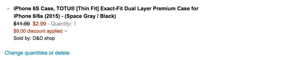TOTU Dual Layer Premium iPhone 6s Case-sale-03