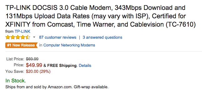 tp-link-cable-modem-amazon