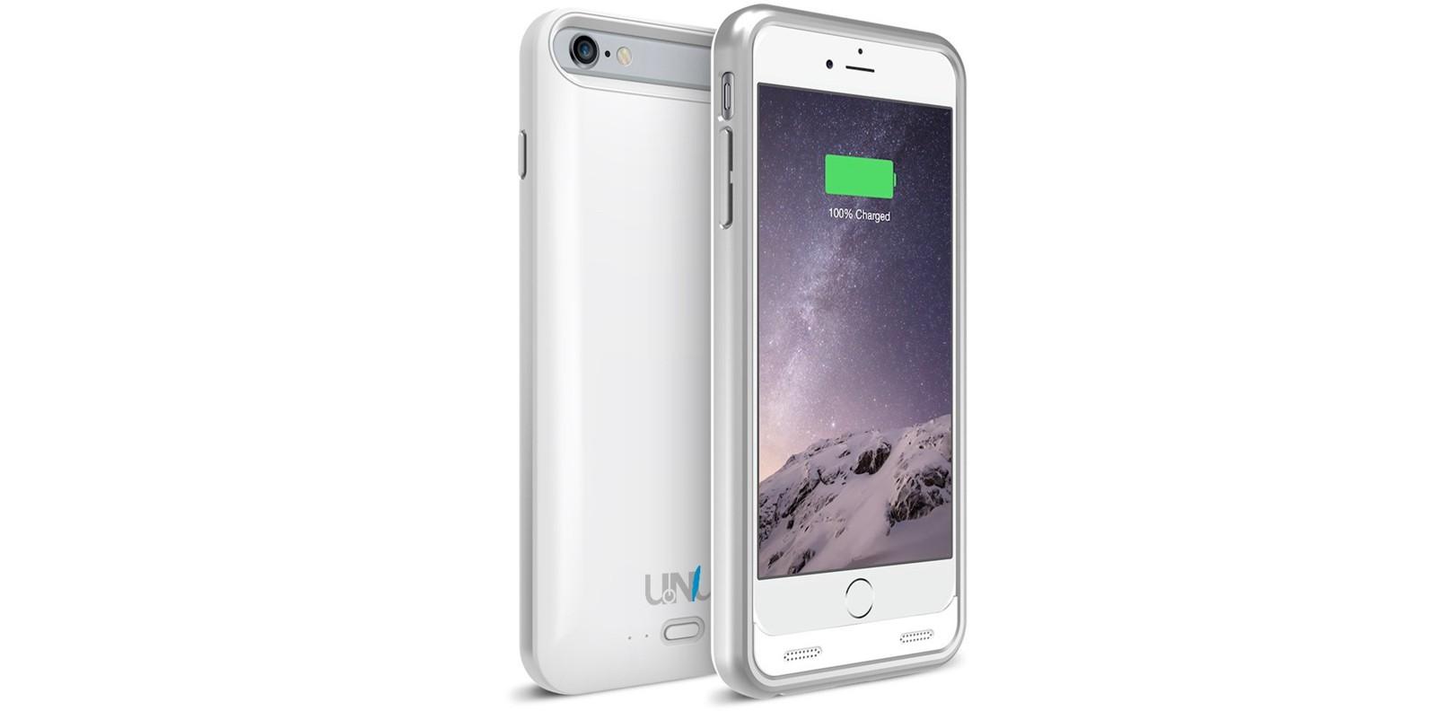 uNu Apple-Certified iPhone 6S Plus and 6 Plus Case