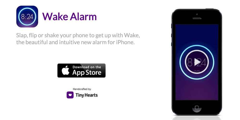 Wake Alarm Clock-Free App of the Week-sale-02