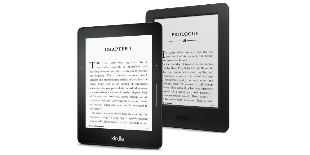 amazon Kindle E-Readers