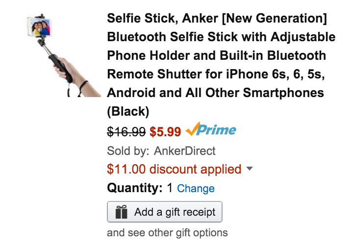 anker-bluetooth-selfie-stick-amazon-deal