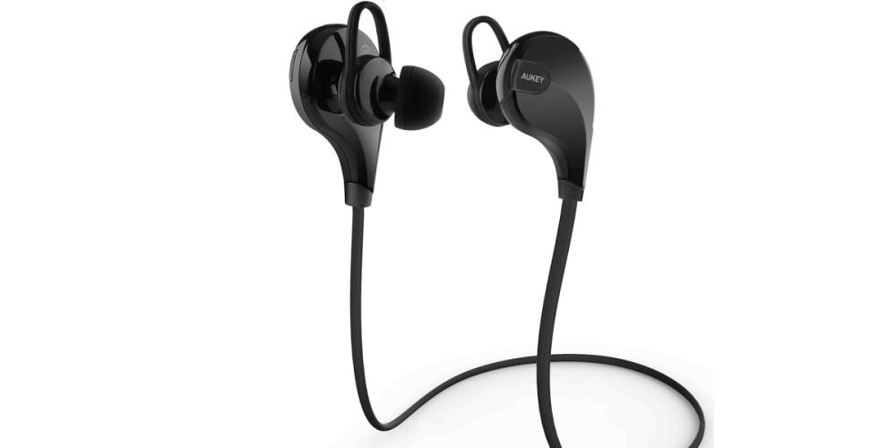 Aukey BT headphones