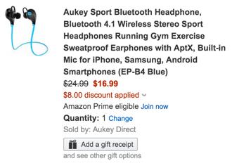 aukey headphones