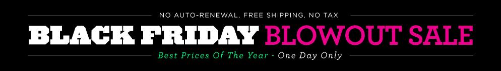 Black Friday Blowout-magazines