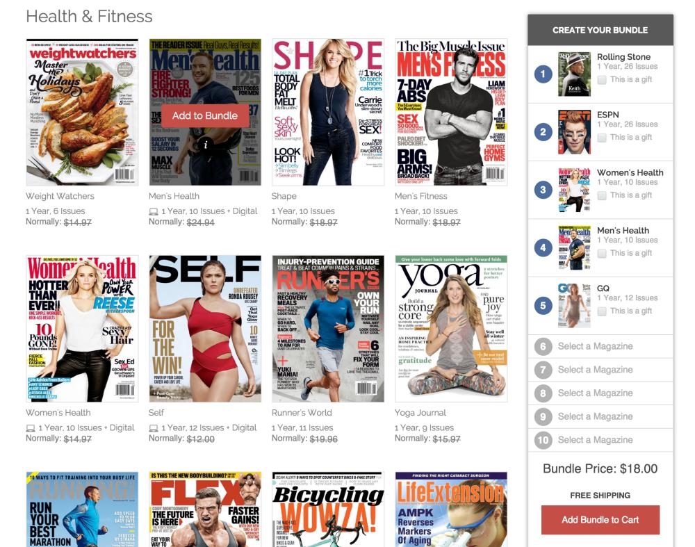 Cyber Monday Magazine sale-02