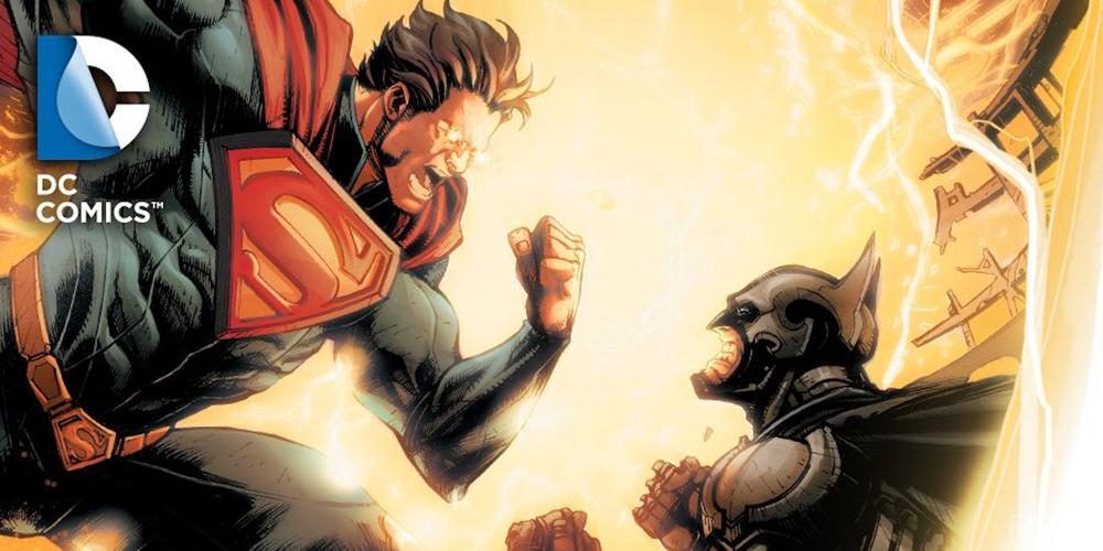 DC comics cyber monday bogo