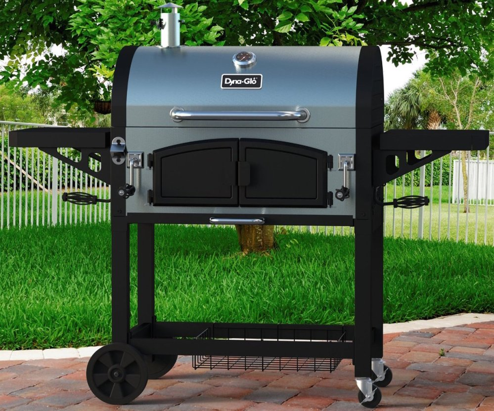 Dyna-Glo Dual Zone Premium Charcoal Grill-sale-01