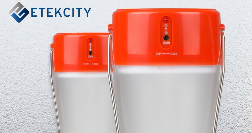 Etekcity Rechargeable LED Outdoor Solar Camping Lantern-sale-01