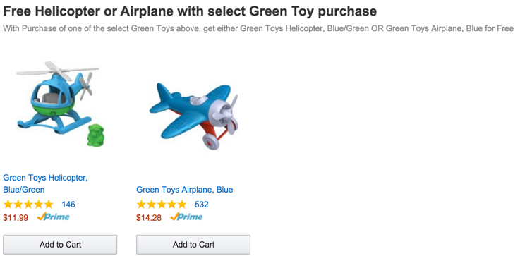 Green helicopter or plane