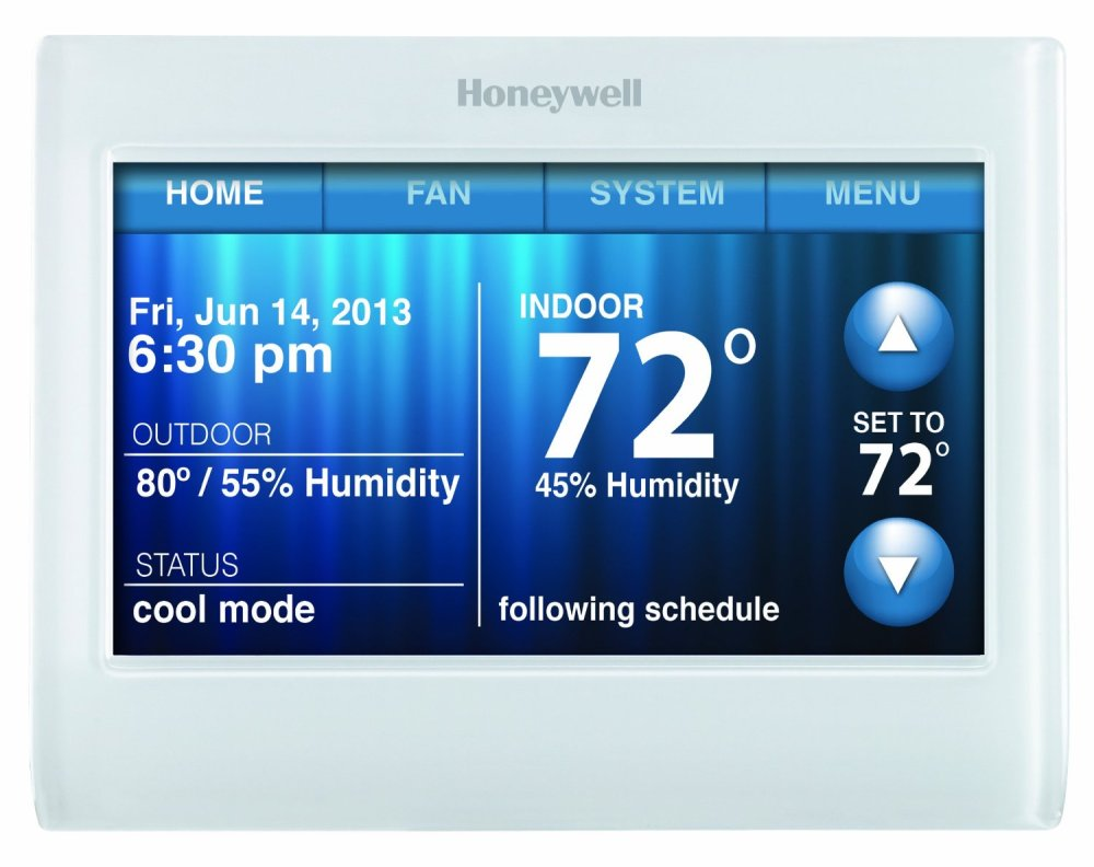Honeywell Wi-Fi Smart Thermostat-sale-01