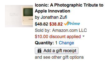 Iconic A Photographic Tribute to Apple Innovation Amazon