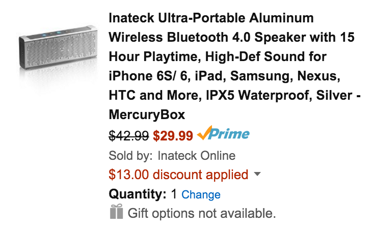 inateck-bluetooth-amazon-deal