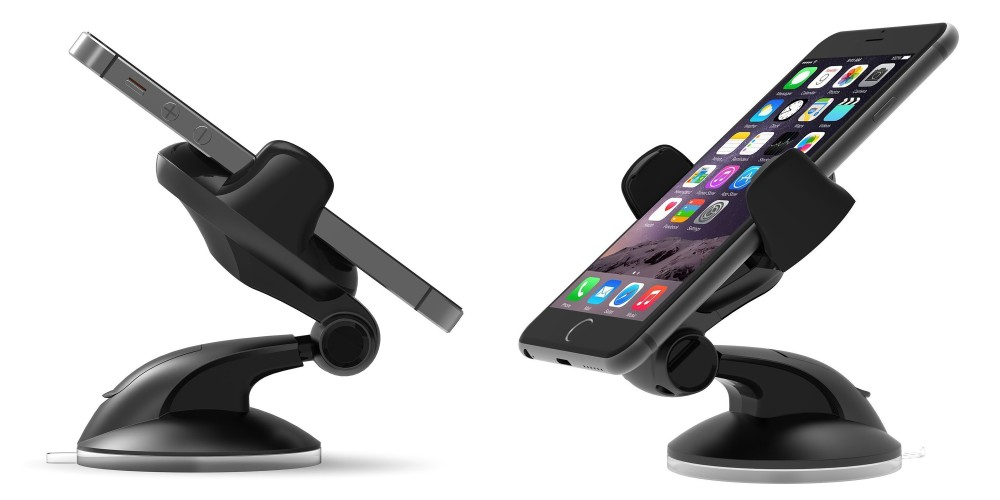 iOttie Easy Flex 3 Car Mount Holder for iPhone 6s, older iPhones and Android devices-sale-01