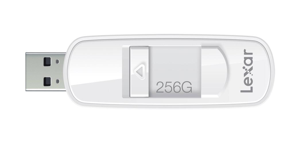 Lexar JumpDrive 256GB USB 3.0 Flash Drive