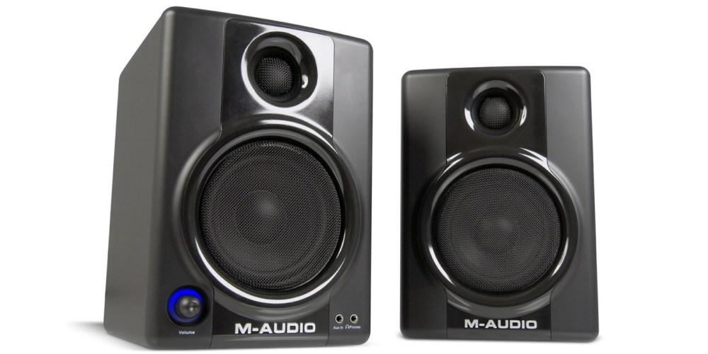 M-Audio AV 40 Active 2-Way Desktop Monitor Speakers