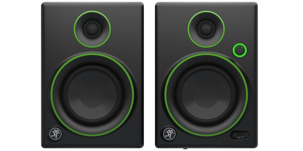 Mackie CR4 4%22 50W Creative Reference Multimedia Monitors (Pair)-sale-01
