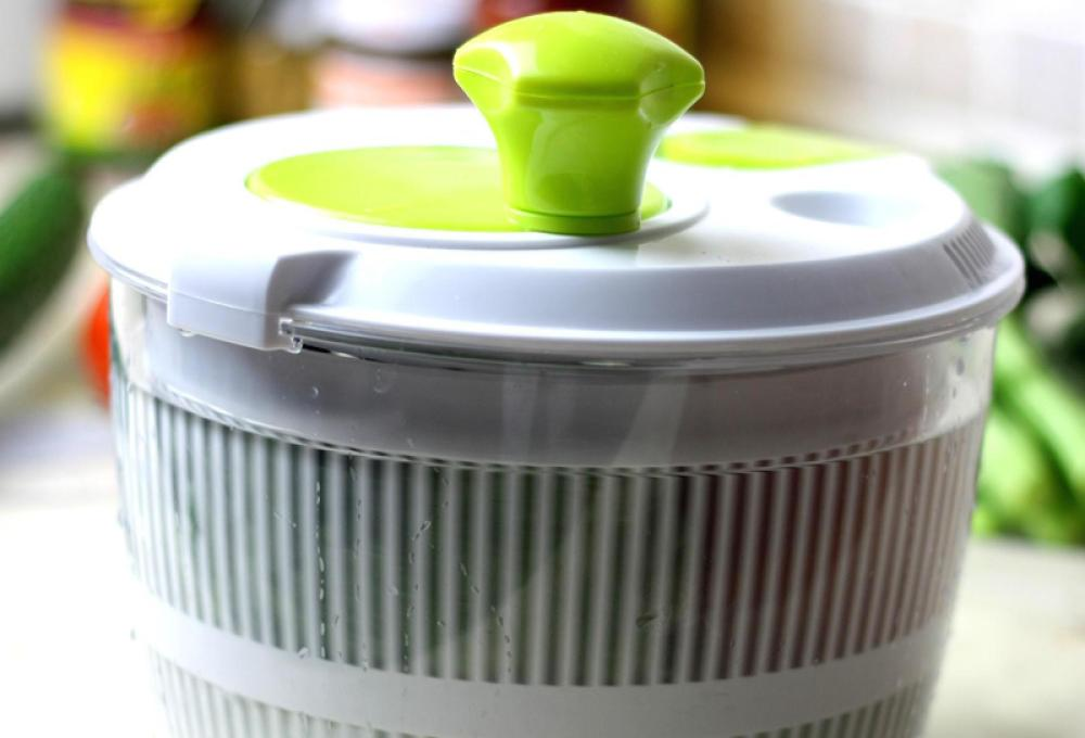 MIU COLOR® Salad Spinner with Crank Handle-sale-01