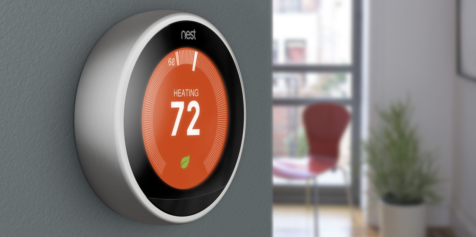 Nest's Smart Learning Thermostat saves you cash on your A/C bill this summer: $171 (Reg. $215+)
