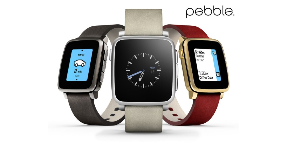 Pebble Time Steel Smartwatch-sale-02