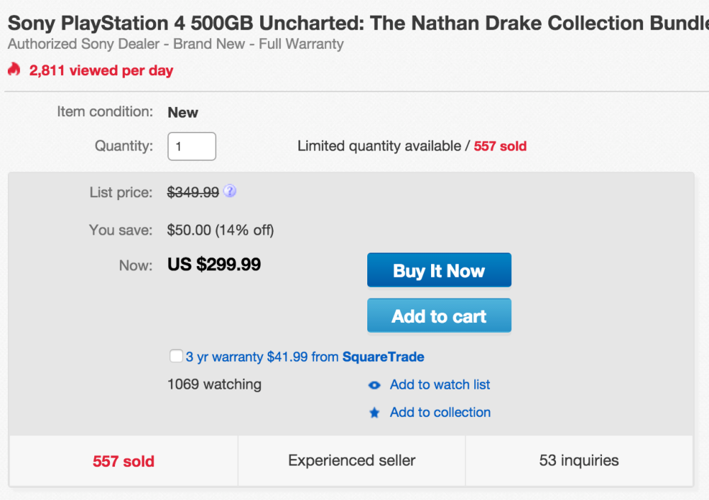 PlayStation 4 Uncharted The Nathan Drake Collection Bundle-sale-01