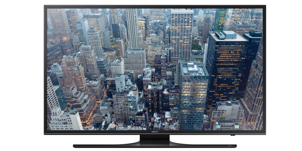 Samsung 50-inch LED Smart 4K Ultra HDTV