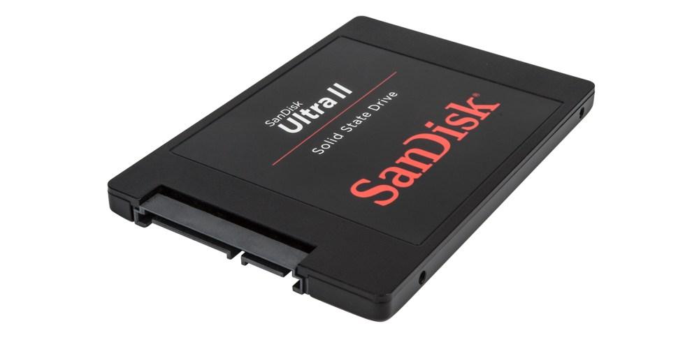 SanDisk 960GB Ultra II SATA 6Gbps SSD II