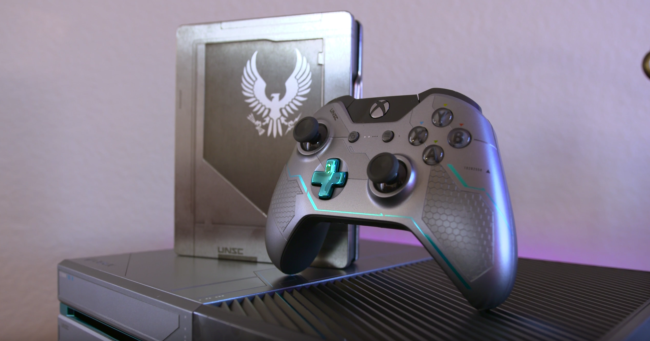 Unboxing and Review: Halo 5 Xbox One Limited Edition Console