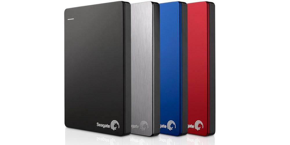 Seagate Backup Plus Slim 2TB USB 3.0 Portable External HD