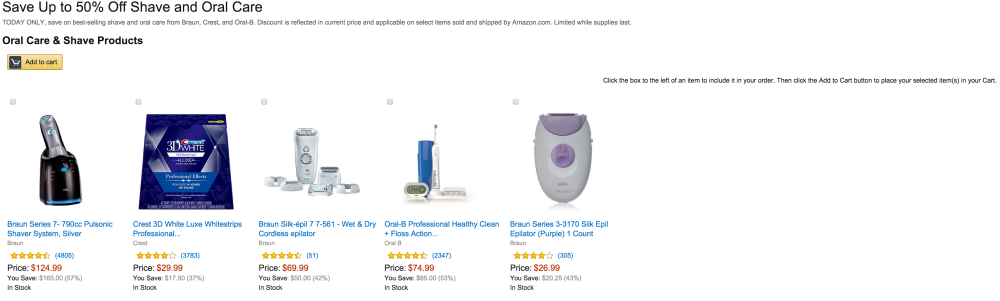 shave and oral care items from Braun, Crest, and Oral-B-Gold Box-sale-01