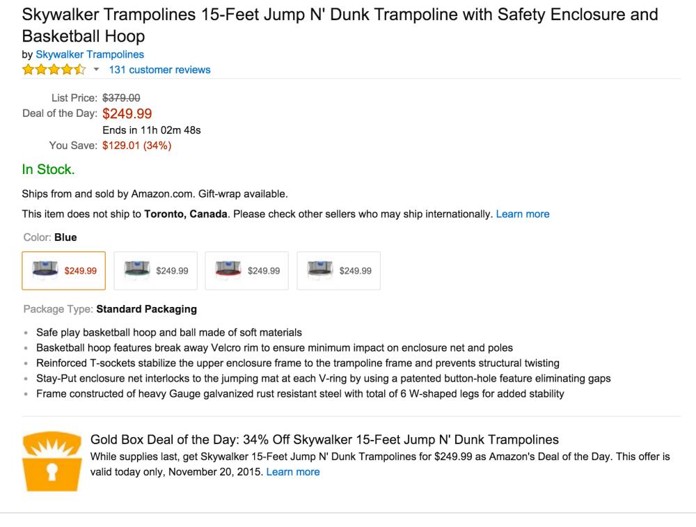 Skywalker Trampolines 15-Feet Jump N' Dunk Trampoline-sale-03