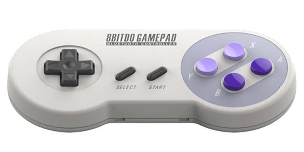 SNES30 Bluetooth Game Controller