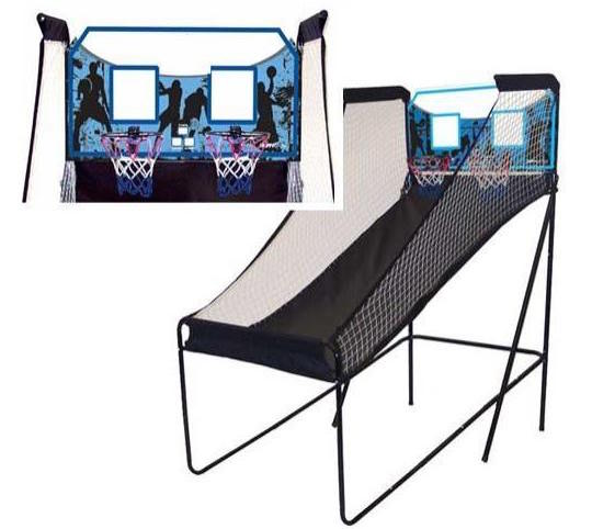Spalding Dual Shot Electronic Basketball Game-sale-01