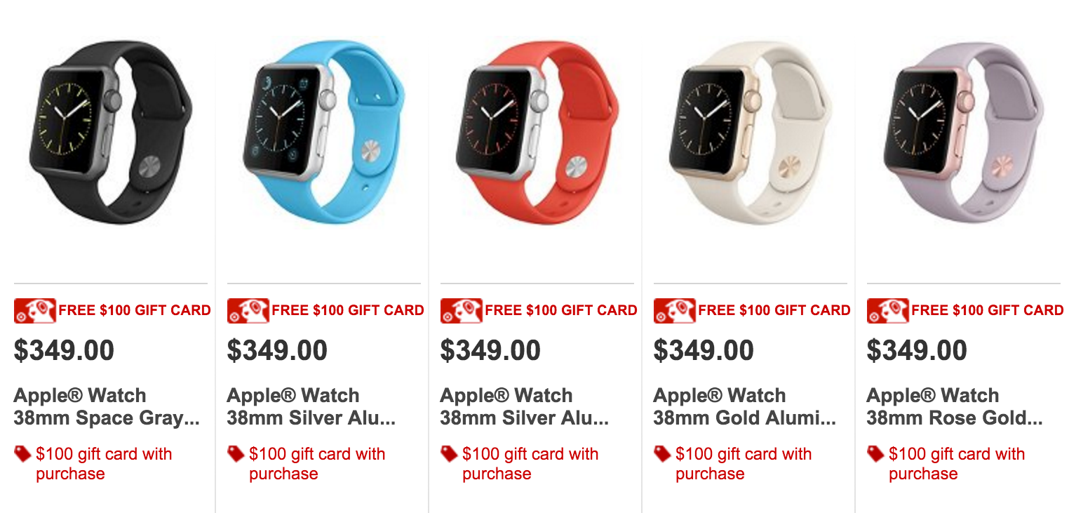 Target-Apple-Watch-Black Friday