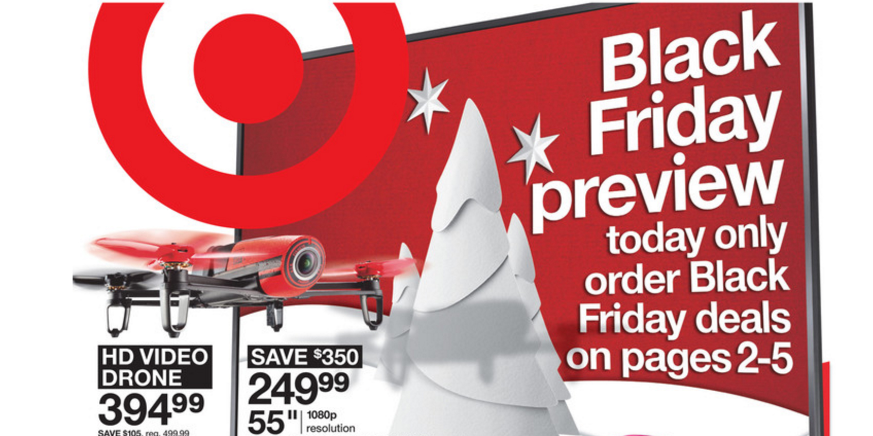 Target Previews Its Top Black Friday Deals Launches
