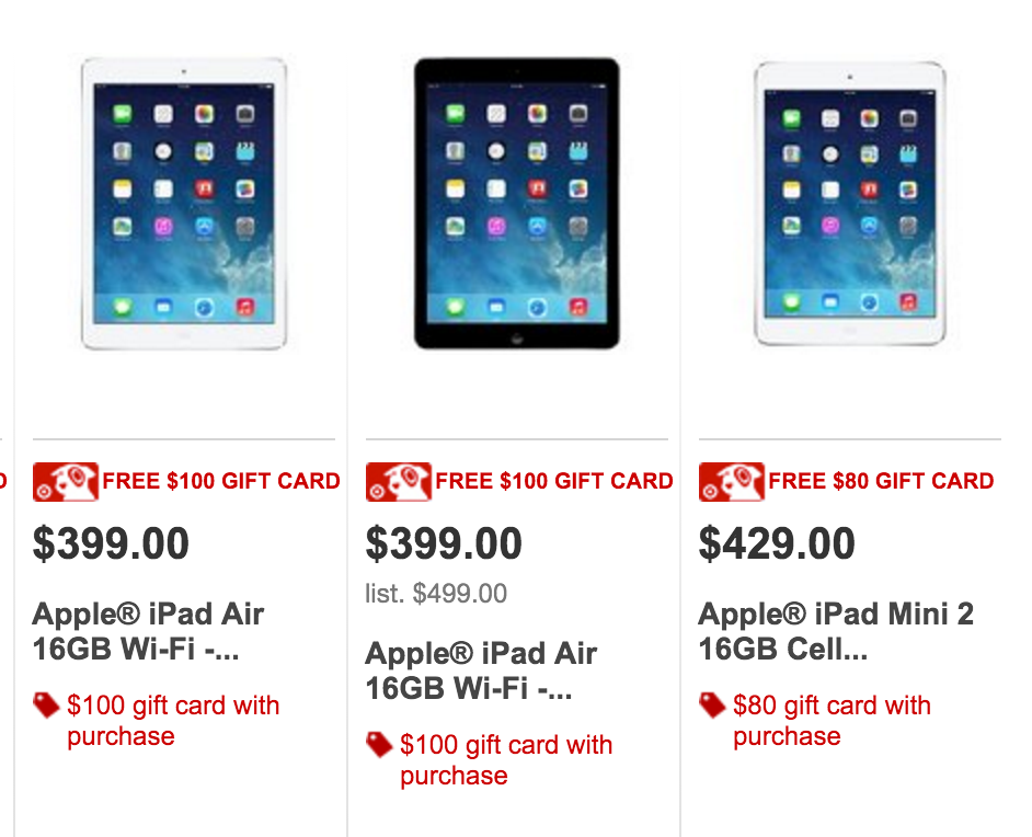Target-ipad-Black Friday